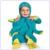Octo Cutie Octopus Costume, 2T