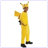 Pokemon Child's Deluxe Pikachu Costume