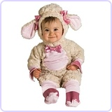 Lucky Lil Lamb Infant Costume