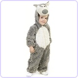 Boys Big Bad Wolf Costume