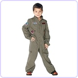 Top Gun Costume, X-Small