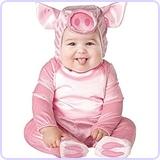 This Little Piggy Costume (12M-18m)