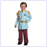 Disney Prince Charming Child Costume, 4-6