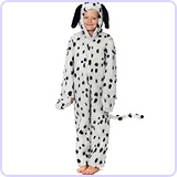 Dalmatian Costume for Kids 6-8 yrs