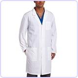 Unisex 40 Inch Lab Coat