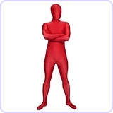 SecondSkin Full Body Spandex/Lycra Suit