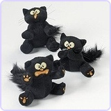 Plush Scardy Cats (1 dozen)