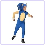 Sonic The Hedgehog Costume - Small