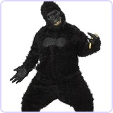 California Costumes Goin' Ape Bodysuit