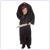 Children's Unisex Headless Costume