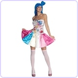 Katy Perry Secret Wishes Candy Girl Costume