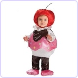 Sweetheart Cupcake Costume, Toddler