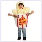 Popcorn Toddler Costume