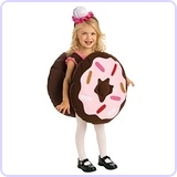 Dunk Your Doughnut Costume, Toddler
