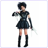 Miss Edward Scissorhands Complete Costume Kit