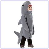 Shark Costume, 3-4T
