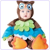 Baby's What A Hoot Owl Costume