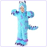 Baby Boys' Sullivan The Monster Costume