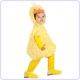 Baby's Duck Belly-Babies Costume, Medium