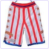 Harlem Globetrotters Shorts - Size: Youth Large