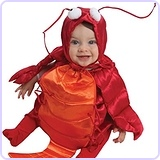 Baby's Lobster Costume 6-18 Month