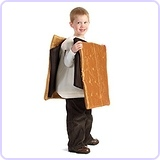 Kids S'mores Costume