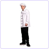 Master Chef Adult Accessory Size Standard