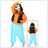 Goofy Kigurumi Adults Costume