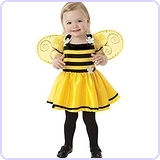 Little Stinger Costume, 12-24 months