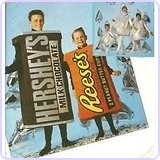 McCALL'S Pattern 4956 Hersheys Choc. & Reese's Cups Costumes