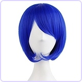 Natural Short Straight Wig