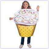Children's Cupcake Costume