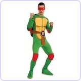 Ninja Turtles Adult Raphael Costume