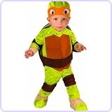 Ninja Turtles Michelangelo Toddler Costume (12-24 Months)