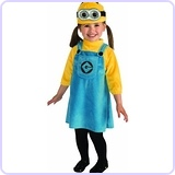 Infant Despicable Me 2 Female Minion Costume