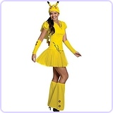 Female Pikachu Costume