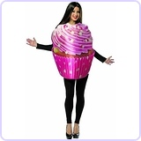 Frosted Cupcake Costume