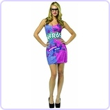 Nerds Tank Dress, Adult 4-10