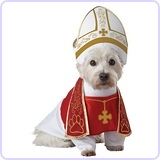 Holy Hound Dog Costume, Small
