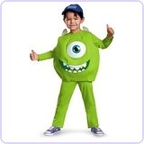 Monsters University Mike Toddler Costume