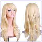 Women's Light Blonde Wig