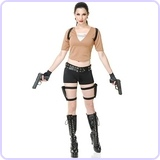 Tomb Raider Lara Croft Adult Costume