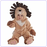 Baby's Lion Infant Costume