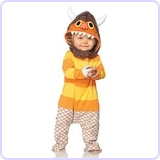 Infant Where The Wild Things Are Baby Carol Costume 18-24 Months