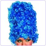 The Simpsons Marge Deluxe Glam Adult Costume Wig