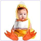 Cute Duck Halloween Costume
