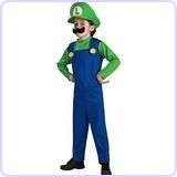 Luigi Costume - Large