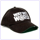 Wayne's World Embroidered Trucker Hat