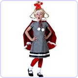 Christmas Girl Costume