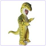 Baby's T-Rex Costume Jumpsuit (6-12 Months)
